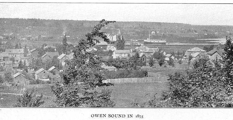 mudtown owen sound